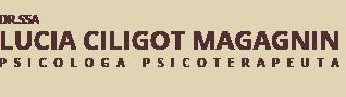 Dr.ssa Lucia Ciligot Magagnin psicologa e psicoterapeuta